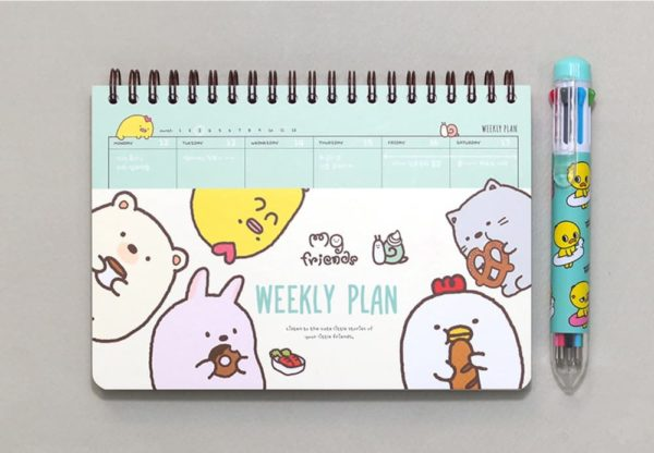Planner mignon My friends