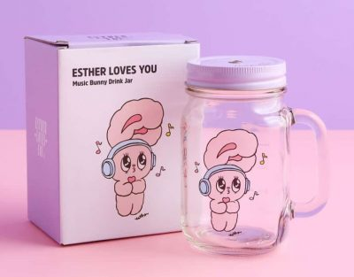 DRINKING JAR CORÉENNE - ESTHER LOVES YOU