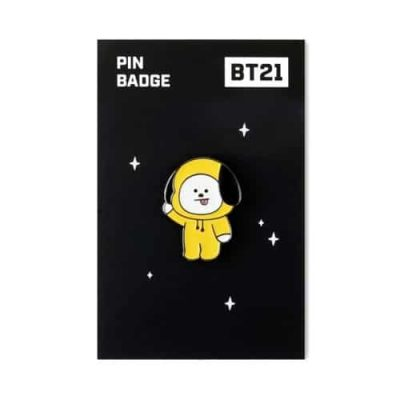 Pin's BT21 Chimmy BTS