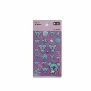 Stickers BT21 Koya - Jelly
