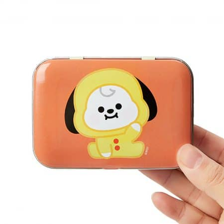Pansements BT21 Chimmy Baby - lot de 50