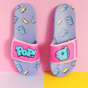 Slippers BT21 Mang velcro – chaussures BT21